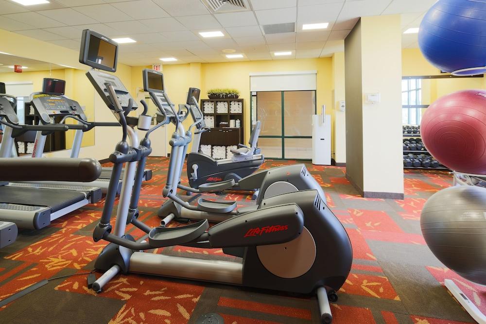 Hotel Gym Photos