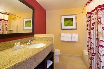 Courtyard by Marriott Boston Waltham - Bathroom  - #0