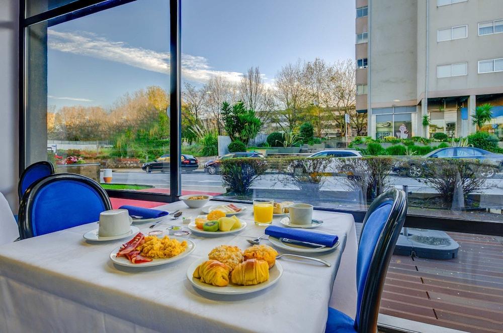 벨베르 베타 포르토 호텔(Belver Beta Porto Hotel) Hotel Image 14 - Breakfast Area