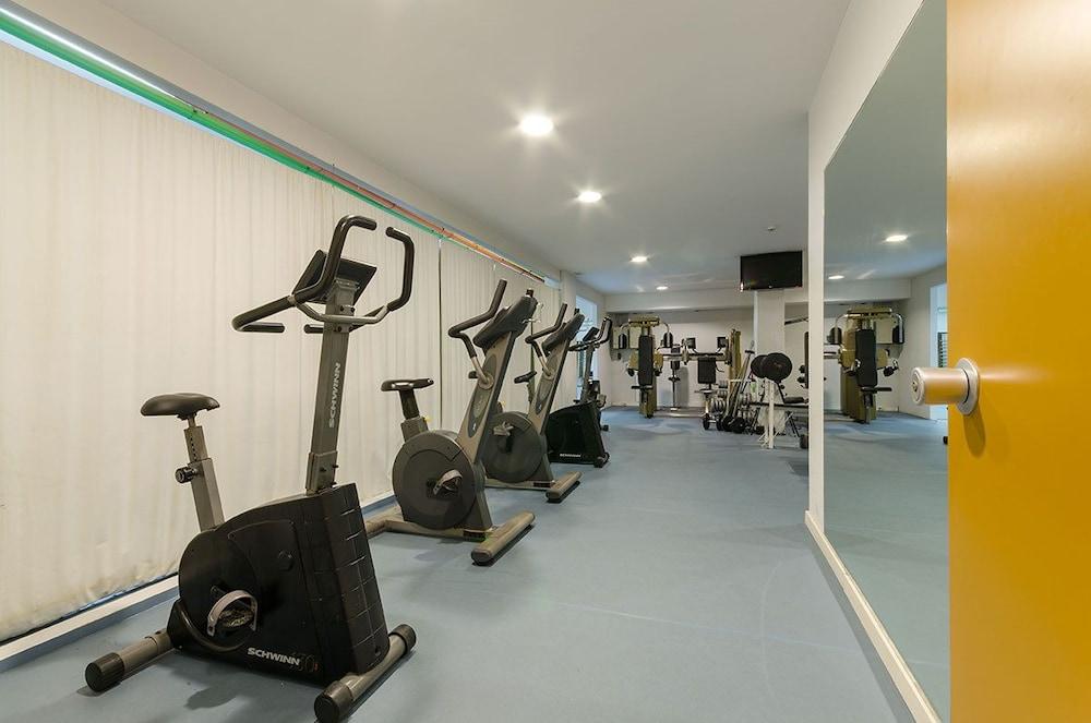 벨베르 베타 포르토 호텔(Belver Beta Porto Hotel) Hotel Image 13 - Fitness Studio