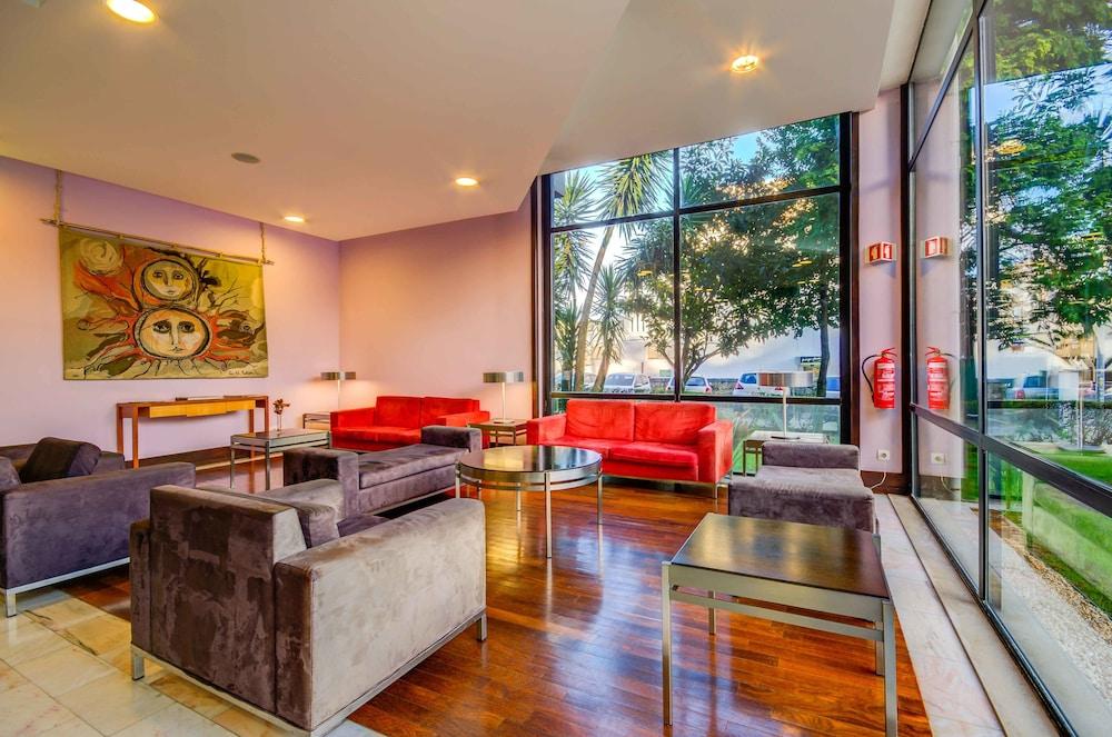 벨베르 베타 포르토 호텔(Belver Beta Porto Hotel) Hotel Image 1 - Lobby Sitting Area