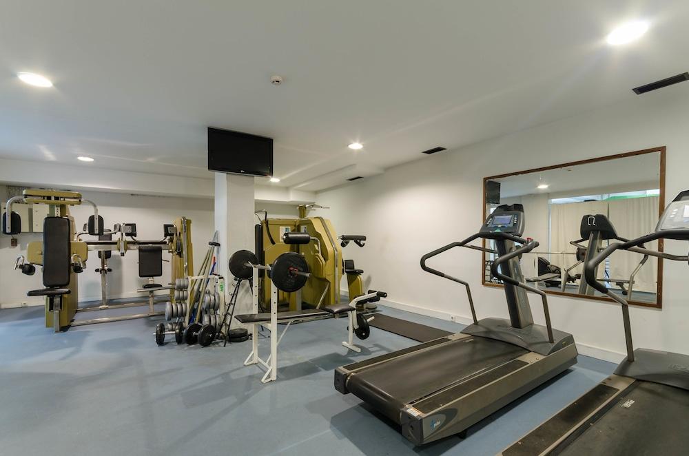 벨베르 베타 포르토 호텔(Belver Beta Porto Hotel) Hotel Image 23 - Gym