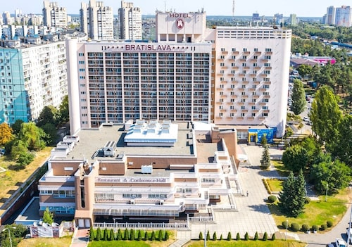 . Hotel Bratislava
