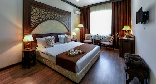 Hotel Orient Star Samarkand, Oqdaryo