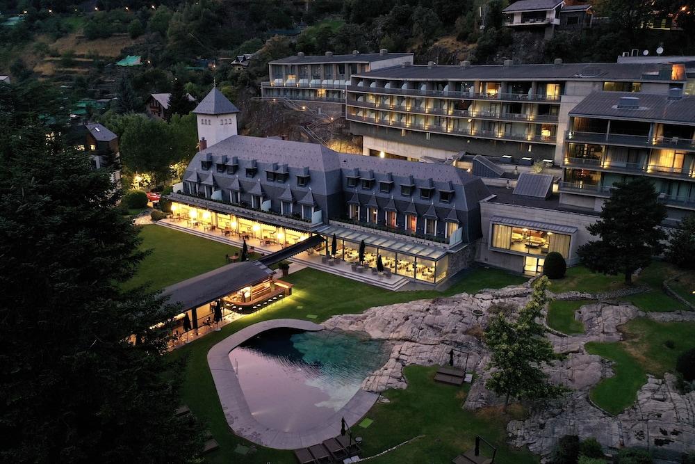 Andorra Park Hotel, Imagen destacada