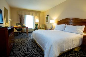 Guestroom at Hilton Garden Inn Charleston Airport in North Charleston