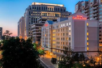 阿靈頓市政廳廣場希爾頓花園飯店 Hilton Garden Inn Arlington / Courthouse Plaza
