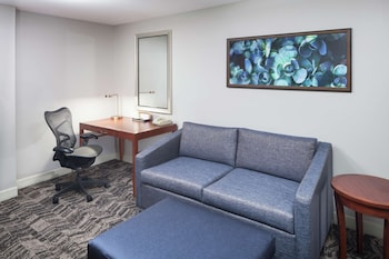 Junior Suite, 1 King Bed, Accessible