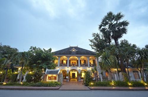 Villa Santi Hotel, Louangphrabang