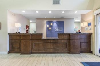 Holiday Inn Express Hotel & Suites Cullman - Interior Entrance  - #0