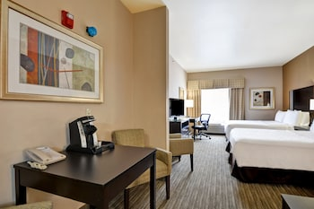 Suite, 1 Queen Bed, Accessible, Non Smoking (Hearing)