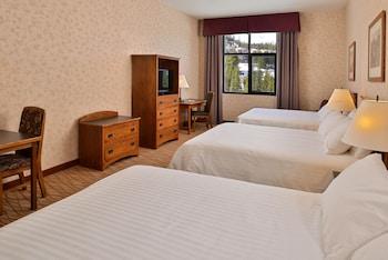 Mountain View Suite, 3 Queen Beds