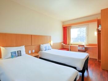 Standard İki Ayrı Yataklı Oda, 2 Tek Kişilik Yatak, Manzara