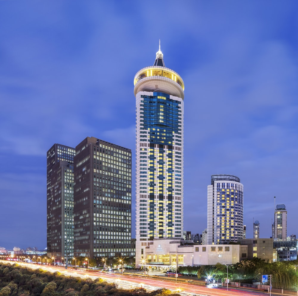 Hotel DoubleTree by Hilton Hotel Shanghai - Pudong