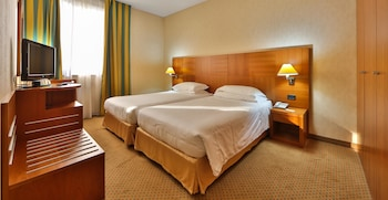 Comfort Room, 2 Twin Beds