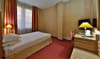 Comfort Room, 1 Twin Bed