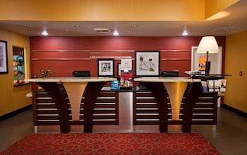 Hotel - Hampton Inn & Suites Sacramento - Cal Expo