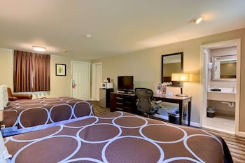 Basic Room, 2 Double Beds