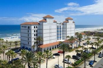 傑克森維爾海濱福朋喜來登飯店 Four Points by Sheraton Jacksonville Beachfront