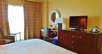 Guestroom at Sheraton Myrtle Beach Convention Center Hotel in Myrtle Beach