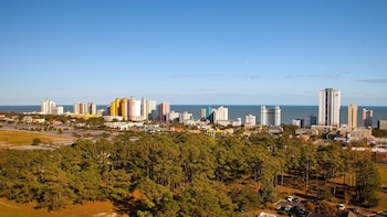 City View at Sheraton Myrtle Beach Convention Center Hotel in Myrtle Beach