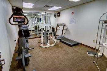 Sleep Inn & Suites - Fitness Facility  - #0