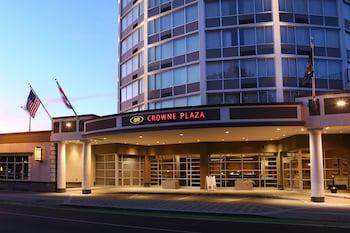 錫拉丘茲皇冠假日飯店 Crowne Plaza Syracuse, an IHG Hotel