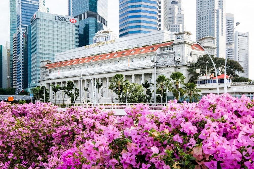 Hotel The Fullerton Hotel Singapore