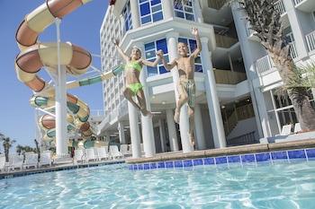 皇冠礁海灘渡假村及水上樂園 Crown Reef Beach Resort and Waterpark