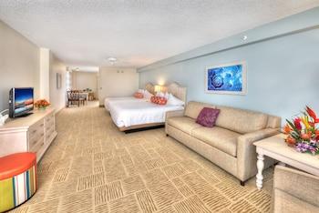 Deluxe Double Room, Kitchen, Oceanfront