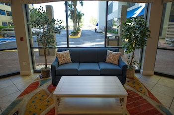 Lobby Sitting Area photo