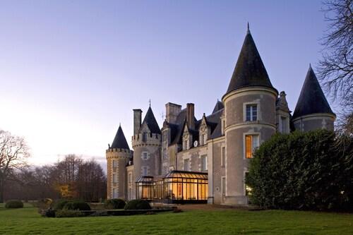 Château des Sept Tours, Indre-et-Loire
