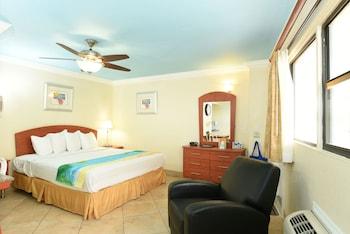 Deluxe Suite, 1 King Bed (Efficiency)