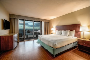 Suite, Multiple Beds, Ocean View (Penthouse)