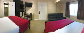 Family Room, Multiple Beds, Non Smoking, Refrigerator & Microwave