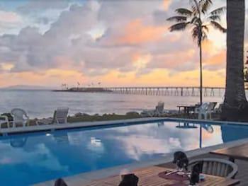 海上崖屋旅館 Cliff House Inn On The Ocean