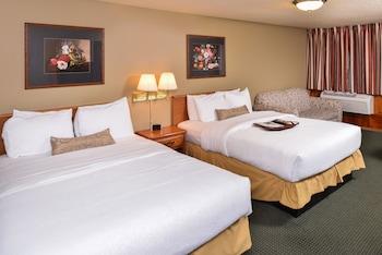 Hotel - Courtesy Inn Eugene Downtown