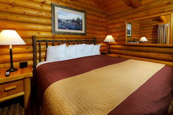 Deluxe Cabin, 1 King Bed