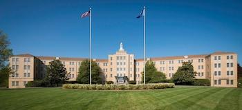 Exterior at William F. Bolger Center in Potomac