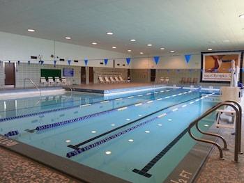 Pool at William F. Bolger Center in Potomac