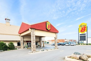 Hotel - Super 8 by Wyndham Cambridge/Kitchener/Waterloo Area