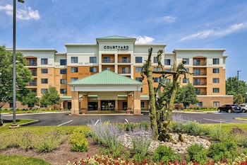 Hotel - Courtyard by Marriott Philadelphia Langhorne