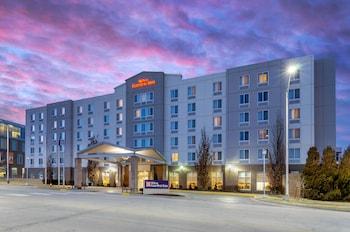 Hotel - Hilton Garden Inn Kansas City