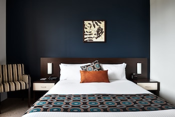 Guestroom at 175 One Hotels and Apartments in Westmead