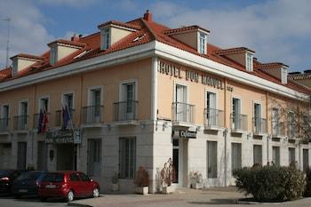. Hotel Sercotel Don Manuel