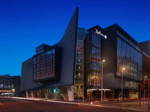 . Radisson Blu Hotel, Glasgow