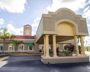 甘迺迪航空中心凱藝飯店 Quality Inn Kennedy Space Center