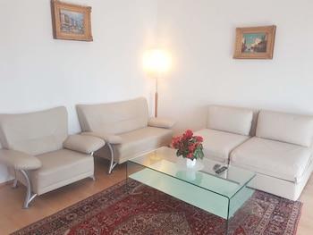 Deluxe Apartment, 1 Bedroom, Balcony, City View