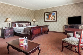 Studio Suite, 1 King Bed, Non Smoking (Outside View)