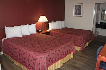 Standard Tek Büyük Yataklı Oda, 2 Büyük (queen) Boy Yatak, Sigara İçilmez